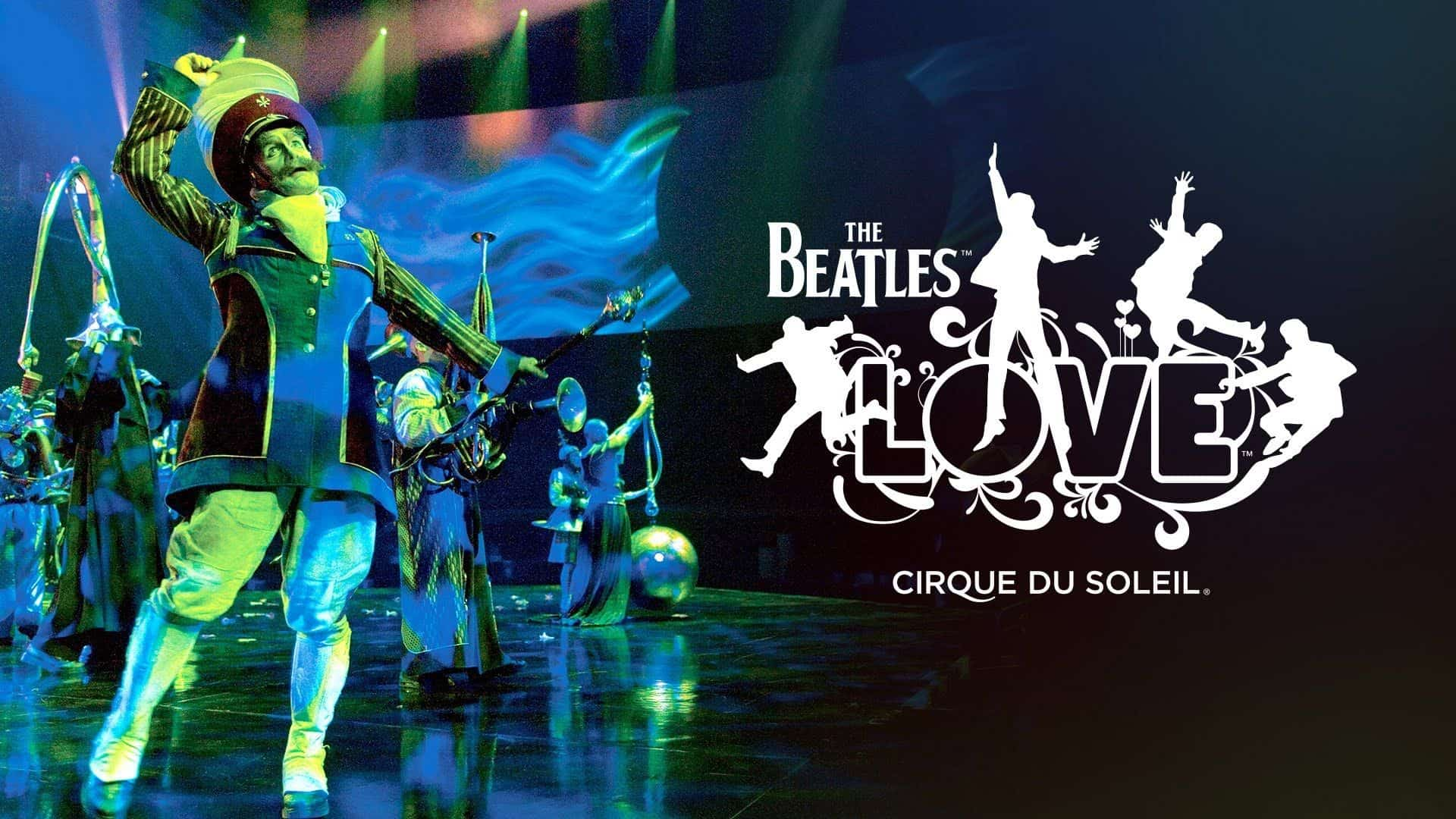 Beatles Love Show Tickets